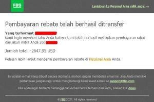 Buka Akun Fbs Broker Registrasi